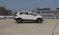 汽车资讯:北汽绅宝X25预售5.58万起 12月12日上市