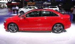 汽车导购:奥迪A3三厢版/S3三厢版上海车展全球首发