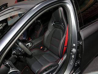 奔驰E级AMG座椅