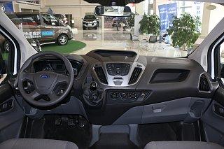 2.0T柴油多功能商用车短轴中顶国V