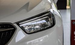 汽车百科:新款昂科拉运动版官图发布 动力提升