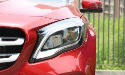 汽车导购:奔驰GLA200成都现车到店 少量现车销售
