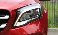 平行百科:国产奔驰GLA220谍照 预计2015年5月上市