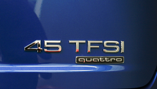 中规45TFSI S Line运动型