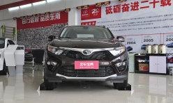 汽车百科:东南DX3明年底将上市 或北京车展亮相