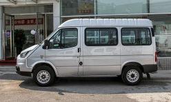 平行百科:长安CV8量产型预约北京车展