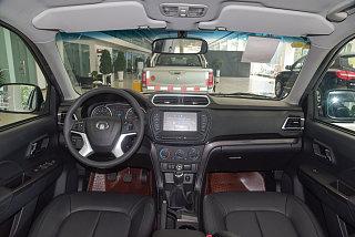 2.4L歐洲版汽油兩驅精英型小雙排4G69S4N