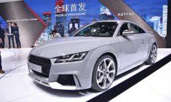 推荐阅读:全新奥迪TT RS曝光 更换全新OLED尾灯组