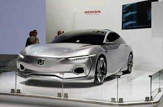 Honda Design C 001