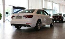 汽车百科:奥迪A4L报价及图片 2015款自动标准型
