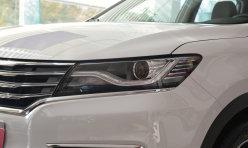 汽车资讯:配1.5T和2.0T动力 曝荣威RX5尾部预告图