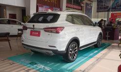 头条资讯:荣威全新SUV谍照曝光 定位低于荣威RX5