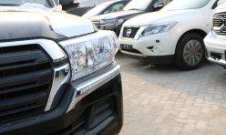 汽车百科:丰田兰德酷路泽4000 展现SUV超群越野性能
