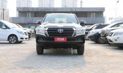 头条资讯:2015款兰德酷路泽4600天津港特价76万