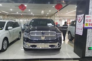 道奇公羊5.7L V8 豪华版 2017款 加版