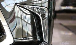 热点话题:雷克萨斯新款LX实车图曝光 尾灯配LED