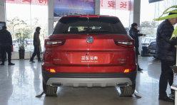 热点话题:长安CS55新增1.6L车型 有望年内上市