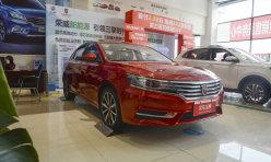 行业新闻:荣威i6新车实拍 2月17日正式起售