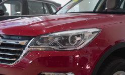 评测精选:SUV新秀 汉腾X7郑州国际车展正式上市