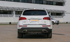 用车技巧:车联网时代 自主中控大屏幕SUV推荐