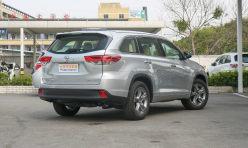 汽车导购:丰田汉兰达怎么样? 报价23.98万到42.28万元