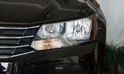 评测精选:大众迈腾改装光导日行灯大灯总成 专用氙气灯套装
