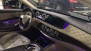 巴博斯-迈巴赫S600 17款