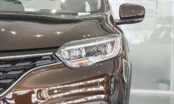 汽车导购:新雷诺科雷傲定位中型SUV 科雷傲有望推7座版