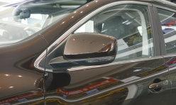 汽车资讯:揭开面纱 拉古娜Coupe创无框架车窗设计