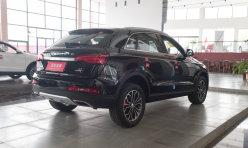 行业新闻:售36.6666万元 众泰SR7-GAL实车亮相