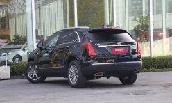 汽车资讯:凯迪拉克XT5国内谍照 有望明年入华