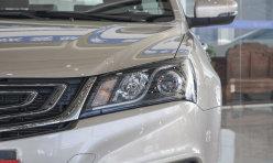 行业新闻:新车标新动力 吉利新帝豪EC7到店实拍