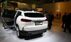 经验交流:WEY P8比传统燃油车强在哪里?