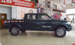 平行百科:郑州日产锐骐ZD30皮卡柴油版杭州上市