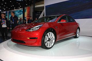 Model 3外观