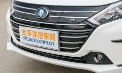 汽车导购:超大屏 比亚迪秦插电式混动版内饰图