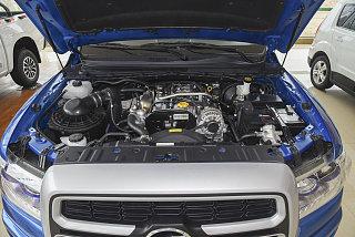 2.5T柴油商务版两驱舒适型标双SD4V25R-100