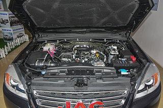 2.0T柴油国V创客版舒适型长轴HFC4DB2-1D1