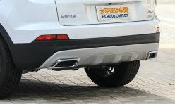 热点话题:斯威G01和长安CS55哪个好 看完就知道哪款车更值得选
