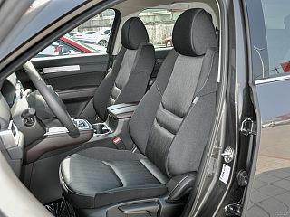 马自达CX-8座椅