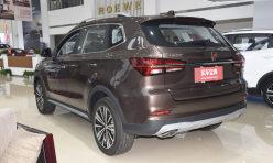 """行业新闻:荣威全新紧凑型SUV 命名""""荣威RX5 MAX"""""""