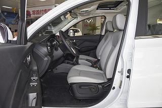 北汽幻速S3座椅