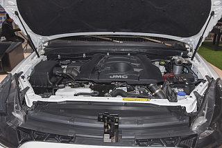 2.4T经典版柴油手动四驱豪华型JX4D24A5L