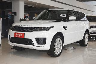 揽胜运动版 2019款 5.0 V8 SVR
