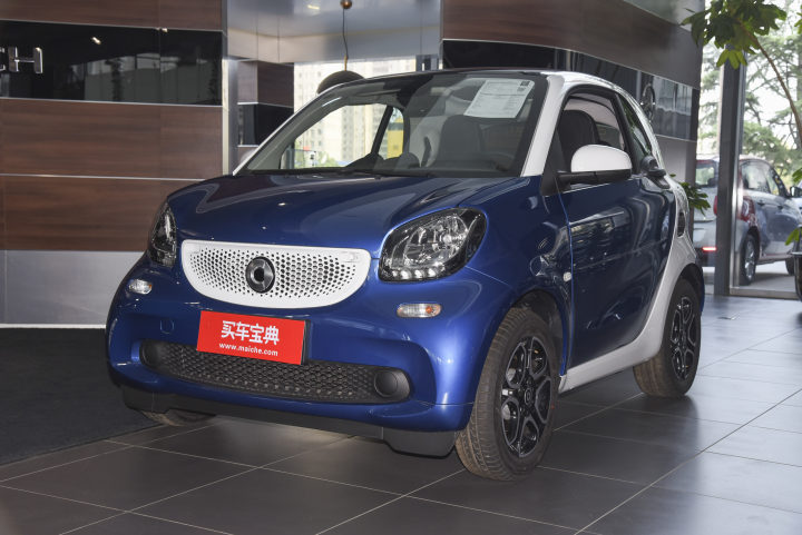smart fortwo 2012款 1.0T 博速Xclusive版