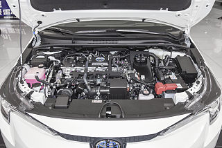 雙擎 1.8H CVT科技版 國V