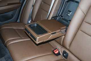 沃尔沃V60座椅