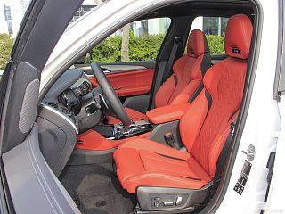 寶馬X3 M座椅