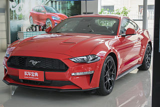 Mustang外观