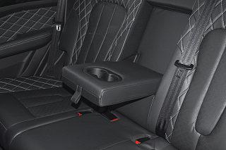 捷途X95座椅